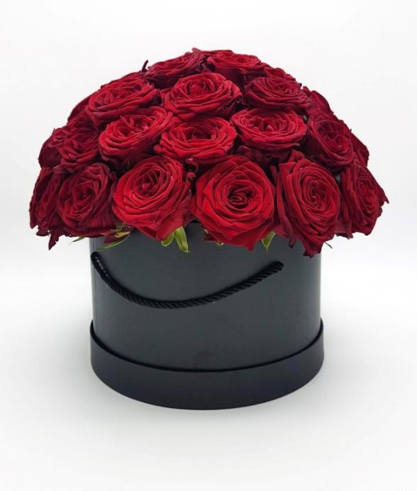 """Box kwiatowy """"Różany"""""""