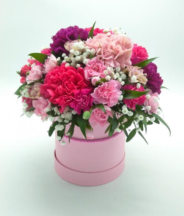 """Box kwiatowy """"Pretty Woman"""""""