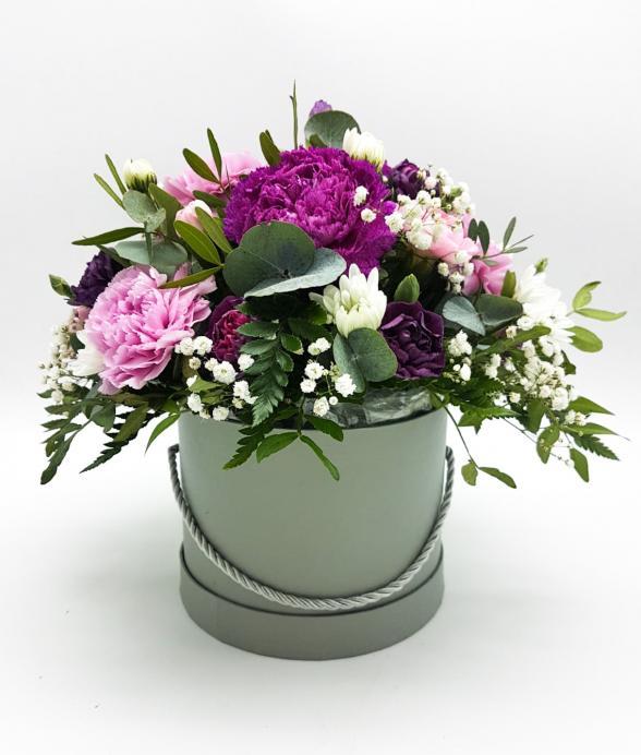 """Box kwiatowy """"Leśny Czar"""""""