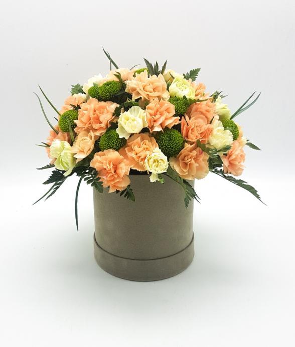 """Box kwiatowy """"Poranek"""""""