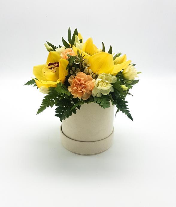 """Box kwiatowy """"Orchidea"""""""