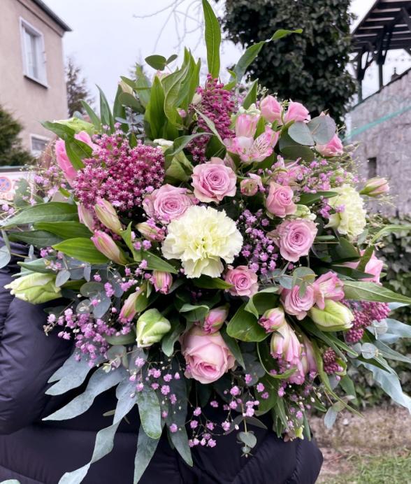 """Bukiet """"Kwiatów Czar"""""""