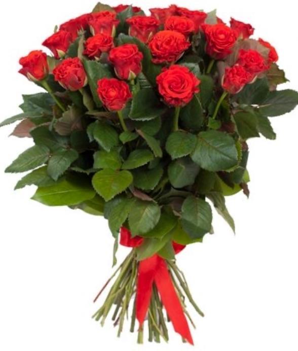 """Bukiet """"25 czerwonych róż"""""""